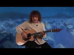 """""""Silent Night"""" Easy Acoustic Guitar Video Lesson 