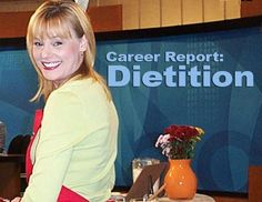 """Registered dietitians tackle health problems through nutrition Aside from the strange misspelled """"dietition"""" (sounds like a cajun dietitian perhaps) - this is a great article promoting careers in nutrition and dietetics! MJD"""