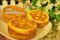 Cream custard pancakes stuffed wheel cake 克林姆鬆餅(偽奶油車輪餅)