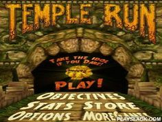 Temple Run  Android Game - playslack.com , Feel awful condition of a medieval temple and strive to flee from bad apparitions.  When you found a divine effigy and tried to take it away with yourself, you woke detectives of a shrine.  So now you have only one work - to run!  The whole path will be changed  with different devices, in which it is accomplishable to get and be there forever.  Show how you value your being, enlisting  your reactions, avoid all moved  devices and disappear far from…