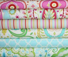 There are so many wonderful colors & patterns out there, so don't settle for something that's just okay!