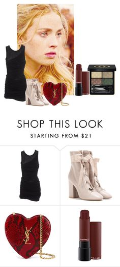 """""""Just you wait"""" by ofmonstersandmen1 ❤ liked on Polyvore featuring A.L.C., Valentino, Yves Saint Laurent and Gucci"""