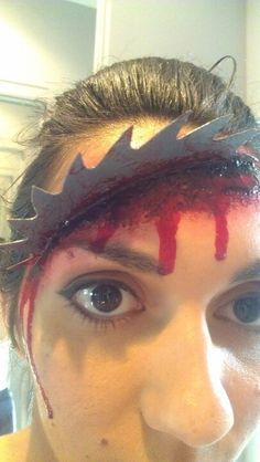Special effects makeup by melissa Llorens