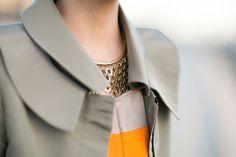 Sierra Chain-mail necklace