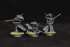 The Guild's Judgement - Guild Riflemen by jstncloud on deviantART