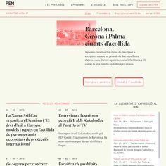 Fonts Used: Dala Floda, Pona, and Inconsolata · Typewolf Typography Inspiration