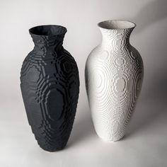 matt davis; degenerate ceramics chaos bottle