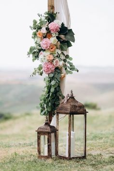 Download this Free Photo about Floral composition made of eucalyptus and tender pink flowers with candles outdoors, and discover more than 10 Million Professional Stock Photos on Freepik. #freepik #photo #picture #wedding #weddingflowers #weddinginspiration #weddinginvitation #weddingcard #invitation #weddingphotography #weddingphotos #weddingbackground Simple Centerpieces, Flower Centerpieces, Wedding Centerpieces, Wedding Decorations, Flower Table Decorations, Table Flowers, Space Wedding, Wedding Table, Wedding Ideas