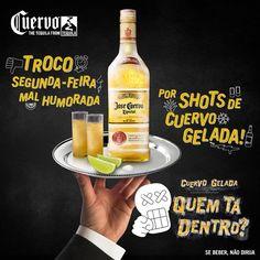 Jose Cuervo - Shots de Cuervo