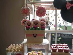 Minnie Mouse birthday by Happy Day Para Vos!