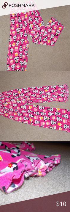 Carter's Cute Panda Pajama Pants Carter's Cute Panda Pajama Pants - SAME DAY SHIPPING Carter's Intimates & Sleepwear Pajamas