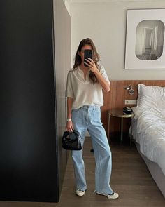 Simple Fall Outfits, Summer Outfits, Casual Outfits, Girl Fashion, Fashion Outfits, Blair Waldorf, Models Off Duty, Hailey Baldwin, Mode Outfits