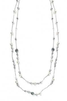 Type 2 Dripping with Pearls Necklace  - $18.97