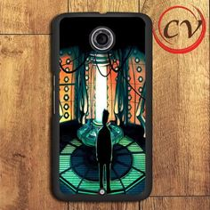 Tardis Lab Doctor Who Nexus 5,Nexus 6,Nexus 7 Case