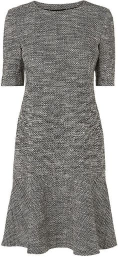 LK Bennett Cynthia Tweed Dress