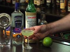 Last Word - The Cocktail Spirit with Robert Hess on how to build up a properly stocked liquor cabinet