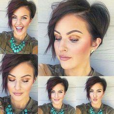 Nicole Huntsman hair
