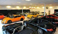 My personal dream garage