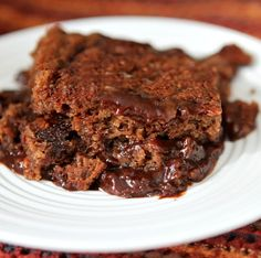 Chocolate Pudding Cake: easy, delicious recipe!
