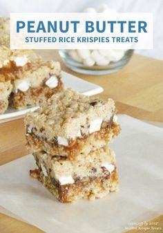 Browned Butter Rice Krispies Treats | Recipe | Butter Rice, Rice ...