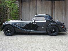 The Morgan Motor Company - 4/4   Adrenaline Capsules   Pinterest ...
