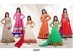 Catalog Name : SS2387    Designs : 6 MOQ : Full Catalog