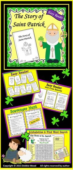 St. Patrick's Day Easy Reader