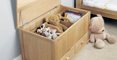 Homestyle GB Opus Oak Blanket Box. Constructed using traditional techniques from the finest quality.