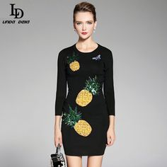 Autumn Winter Women knitted Sweater Pineapple Beading Mini Pencil Bodycon Dresses $75.13 => Save up to 60% and Free Shipping => Order Now! #fashion #woman #shop #diy www.clothesdeals.... Fashion 2017, Couture Fashion, Trendy Fashion, Fashion Beauty, Fashion Pics, Fashion Trends, All About Fashion, Passion For Fashion, Maternity Fashion