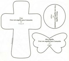 Recuerdos para bautizo con cruces :lodijoella