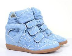 casual sneakers wedges