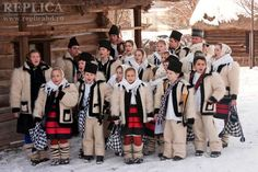Christmas in Maramures county, Romania, the place where time hasn't moved for decades, a place where traditions, wooden art and human kindness are well preserved. Folk Costume, Costumes, Romania People, Human Kindness, Day Book, Black Sea, My Heritage, Christmas Carol, Christmas Time