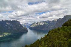 Stegastein Viewpoint - Aurlandsfjord