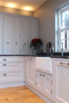 English bespoke handmade kitchens by Krantz Designs. www.krantz.co.uk
