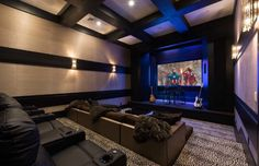 Home Theater Rooms, Home Theater Seating, Cinema Room, Theater Seats, Home Cinemas, Interior Photography, Entertainment Room, Room Chairs, Custom Homes
