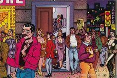Nazario. Postal fauna nocturna. La Cúpula 1983 - Foto 1