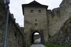 Auf dem Weg zur Oberen Burg