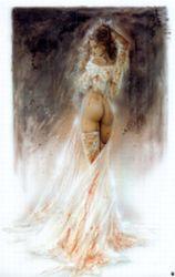 Сивостен :: Луис Ройо: Women & Tarot: Malefic Dreams of Evolution in the Third Millenium (статия) - Биография, Изкуство, Художници