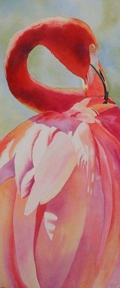 Anne Abgott. Award-Winning Watercolor Artist. - Picmia