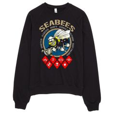 SEABEES - Raglan sweater