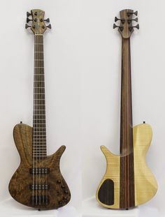 Blog Aleše Vychodila: AVBS5 bass I made recently for Roman Hašek (Prague...