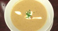 Weber.com - Blog - Roasted Chestnut Soup On The Grill