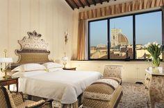 Ausblick aus dem Hotel Helvetia & Bristol in Florenz  http://www.lastminute.de/hotel/37457-Hotel-Helvetia-And-Bristol-Florence.html