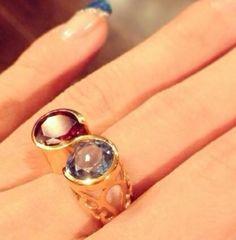 Knick Knack, Gemstone Rings, Gemstones, Gallery, Gems, Roof Rack, Jewels, Minerals