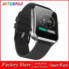 52.33$  Watch here - http://alilsf.shopchina.info/go.php?t=32791800839 - Interpad Bluetooth Smart Watch Android Wear Wristwatch Sport Watch For Smartphone Health Smartwatch Watches For Apple iPhone  #SHOPPING