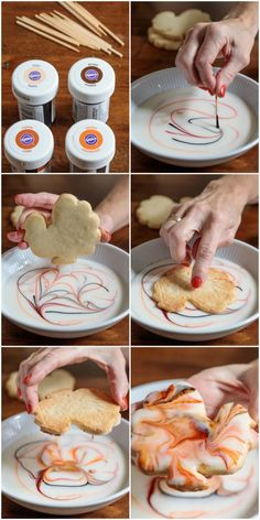 Easy Thanksgiving Shortbread Cookies