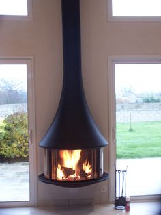 Hottest Pics Freestanding Fireplace wood burning Suggestions Fireplaces really a…, - Modern Into The Woods, Quirky Home Decor, Handmade Home Decor, Wood Burning Logs, Wood Burning Stoves, Wood Stoves, Kitchen Stove, Kitchen Wood, Cheap Dorm Decor