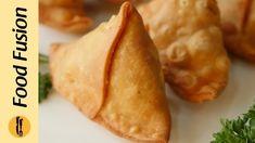 Aloo Samosa Recipe By Food Fusion (Ramzan Special Recipe) - YouTube