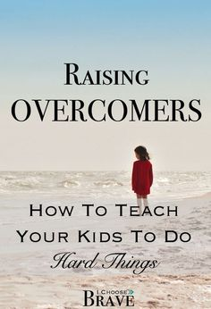 One of the best articles I've read online. -Rachel Ever wonder how to teach your kids to do hard things? How to fight fear, to live brave and overcome hard things? Here are some great ideas to get you started. Parenting Humor, Kids And Parenting, Parenting Hacks, Single Parenting, Peaceful Parenting, Foster Parenting, Parenting Articles, Practical Parenting, Coping Skills
