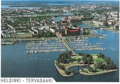Helsinki / Tervasaari (where we went to a restaurant & ate tar sweats & washed our hands with tar soap)
